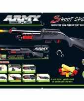 Groothandel speelgoed geweer met zachte kogels soldaten politie 83 cm