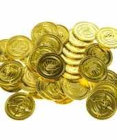 Groothandel speelgoed gouden piraat munten 100 stuks