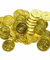 Groothandel speelgoed gouden piraat munten 300 stuks