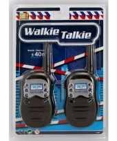Groothandel speelgoed oranje witte walkie talkie bereik 100 meter