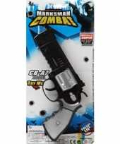 Groothandel speelgoed pistool combat politie 35 cm