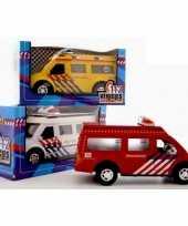 Groothandel speelgoed politie busje