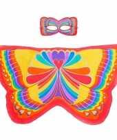 Groothandel speelgoed rode regenboogvlinder verkleedset