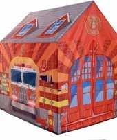 Groothandel speelgoed speeltent brandweerkazerne 102 cm