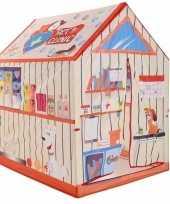 Groothandel speelgoed speeltent dierenwinkel 102 cm