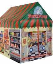 Groothandel speelgoed speeltent supermarkt winkel 102 cm
