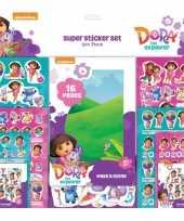 Groothandel sticker album van dora speelgoed