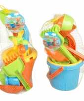 Groothandel strand speelgoed setje 8 delig