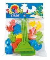Groothandel strand speelsetje 12 delig speelgoed
