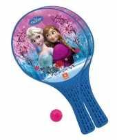 Groothandel tennisset frozen anna en elsa speelgoed