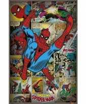 Groothandel the amazing spiderman poster retro 61 x91 5 cm speelgoed