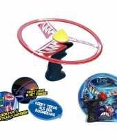 Groothandel tosy ufo rood met lichtjes speelgoed