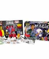 Groothandel uitgebreide goocheldoos 275 delig speelgoed