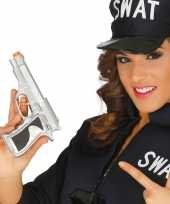 Groothandel verkleed fbi pistool wapen 22 cm speelgoed