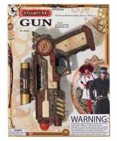 Groothandel verkleed steampunk thema speelgoed wapen 25 cm