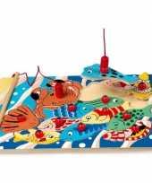 Groothandel vis puzzels van hout speelgoed