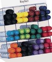 Groothandel voordeel textielstiften 8 stuks speelgoed
