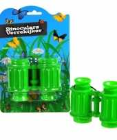 Groothandel voordelige kinder verrekijker groen speelgoed