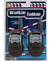 Groothandel walkie talkie speelgoed setje bereik 40 meter 10130336