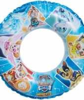 Groothandel waterspeelgoed paw patrol zwemband zwemring 45 cm voor jongens meisjes kinderen