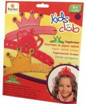 Groothandel zelf kroontjes beschilderen speelgoed
