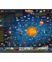 Groothandel zonnestelsel poster 137 x 97 cm speelgoed