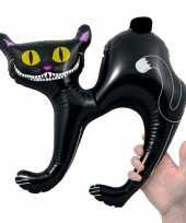 Groothandel zwarte kat opblaasbaar 41 cm speelgoed